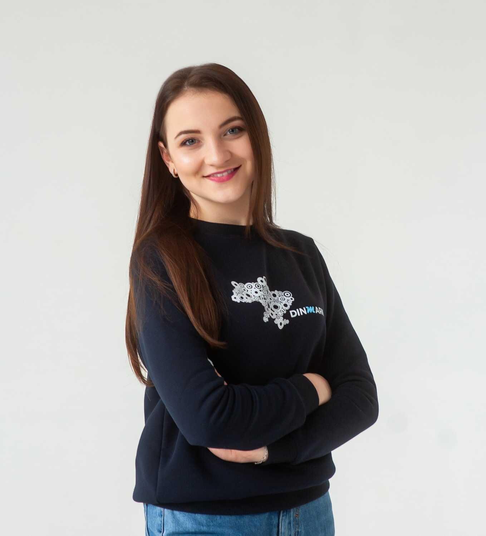 Ірина Філяс / Менеджер з продажу