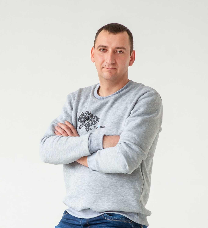 Степан Глущак / Працівник складу
