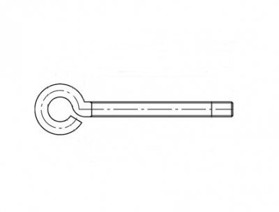 ART 9078 A2 Гвинт з кільцем - Dinmark