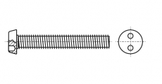 https://dinmark.com.ua/images/ART 9101 Винт антивандальный с полукруглой головкой