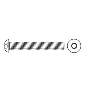 ART 9111 A2 Винт антивандальный с полукруглой головкой - Dinmark