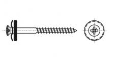 https://dinmark.com.ua/images/ART 9068 Шуруп з напівпотайною головкою і шайбою EPDM 20мм