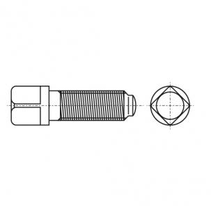 DIN 480 10,9 Болт с квадратной головкой