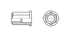 https://dinmark.com.ua/images/AN 322 Клепальна гайка шестигранна з буртиком