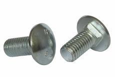 ISO 8678 8,8 цинк Болт з напівкруглою головкою і квадратним підголовником