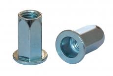 Заклепка AN 322 M10x21 (1,0-3,5) цинк