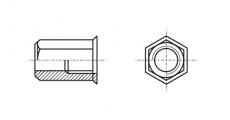 https://dinmark.com.ua/images/AN 323 Клепальна гайка шестигранна з потайним буртиком
