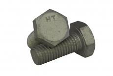 DIN 933 8,8 цинк платковий Болт з шестигранною головкою і повною різьбою