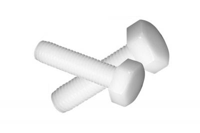 DIN 933 поліамід Болт з шестигранною головкою і повною різьбою