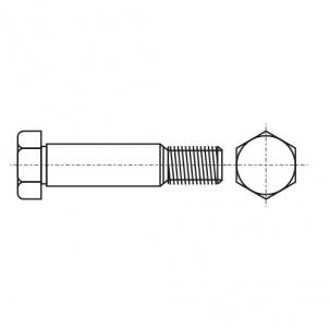 DIN 610 8,8 Болт призонний з шестигранною головкою