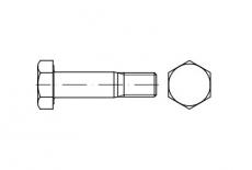 DIN 7999 / EN 14399-8 10,9 цинк гарячий Болт високоміцний з шестигранною головкою Peiner