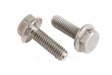 DIN 6921 А4 Болт з шестигранною головкою і фланцем зубчастий