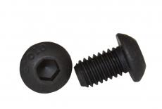 ISO 7380-1 10,9 Болт с полукруглой головкой и внутренним шестигранником - Інтернет-магазин Dinmark