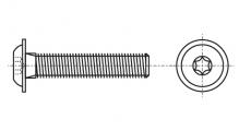 https://dinmark.com.ua/images/ISO 7380-2 Болт с полукруглой головкой под torx с фланцем