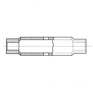 DIN 1478 A4 Корпус талрепа