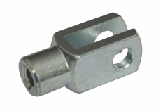 DIN 71752 G цинк Вилочна головка