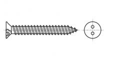 https://dinmark.com.ua/images/ART 9102 Саморез антивандальный с потайной головкой
