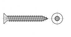 https://dinmark.com.ua/images/ART 9112 Саморез антивандальный с потайной головкой