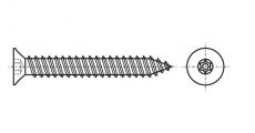 https://dinmark.com.ua/images/ART 9122 Саморез антивандальный с потайной головкой