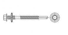 https://dinmark.com.ua/images/AN 213 Саморез с шестигранной головкой для сэндвич-панелей с шайбой EPDM