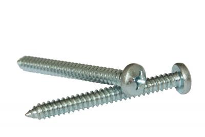 DIN 7981-C цинк Саморіз з напівкруглою головкою PH