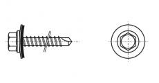 https://dinmark.com.ua/images/AN 211 Саморіз з шестигранною головкою і шайбою EPDM