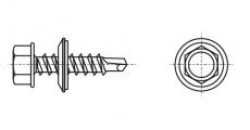 https://dinmark.com.ua/images/DIN 7504 KO Саморез с шестигранной головкой с буром и шайбой EPDM