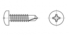 https://dinmark.com.ua/images/DIN 7504 M(N) Саморіз з напівкруглою головкою і буром