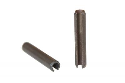 DIN 1481 Штіфт пружинний циліндричний без покриття
