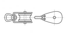 https://dinmark.com.ua/images/ART 8393 Такелажний блок з вертлюгом