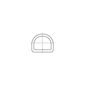 ART 8376 A4 Полукольцо дельта - Dinmark