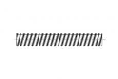 DIN 975 10,9 цинк Шпилька різьбова