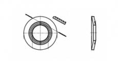https://dinmark.com.ua/images/NFE 25-511-N Шайба контактна зубчастая - Інтернет-магазин Dinmark
