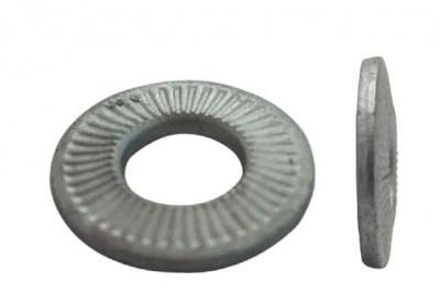 NFE 25-511-M цинк платковий Шайба контактная - Dinmark