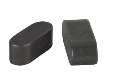 DIN 6885 A Шпонка стальная без покрытия