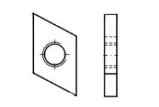 ART 88951 Гайка квадратная