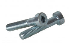 DIN 6912 10,9 цинк Болт с цилиндрической головкой и внутренним шестигранником