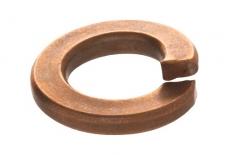 DIN 127-B бронза Гровер