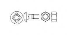 https://dinmark.com.ua/images/Спецболт 1199-G полукркглая головка с квадратным подголовником - Інтернет-магазин Dinmark