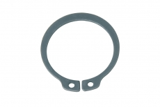 DIN 471 цинк платков Кольцо стопорное наружное