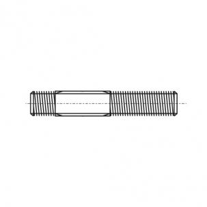 DIN 938 8,8 Шпилька різьбова з допуском 1d