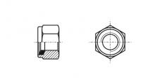 https://dinmark.com.ua/images/DIN 985 Гайка самоконтряща з нейлоновим кільцем