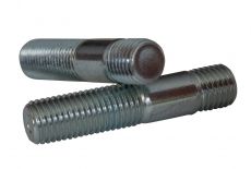 DIN 938 5,6 цинк Шпилька різьбова з допуском 1d