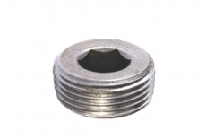 DIN 906 цинк Заглушка резьбовая с мелким шагом