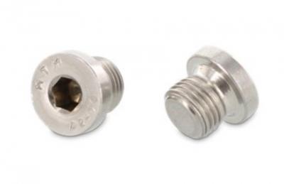 DIN 908 A4 Заглушка резьбовая цилиндрическая с дюймовой резьбой