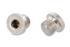 DIN 908 A2 Заглушка резьбовая цилиндрическая с мелким шагом