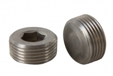 DIN 906 A2 Заглушка резьбовая с дюймовой резьбой