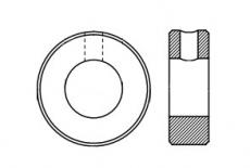 DIN 705-B без покриття Кільце установче під штіфт - Інтернет-магазин Dinmark