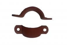 DIN 3567 Хомут трубний сталевий (грунтований)