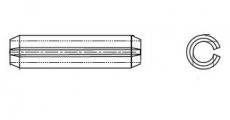 https://dinmark.com.ua/images/DIN 7346 Штифт пружинний циліндричний з прорізом